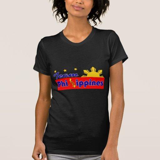 Equipo Filipinas Polera