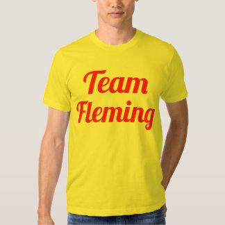 Equipo Fleming Poleras