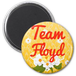 Equipo Floyd Imán De Frigorifico