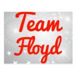 Equipo Floyd Tarjetas Postales