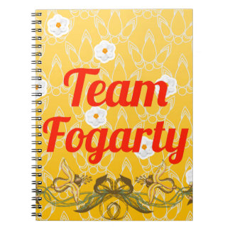 Equipo Fogarty Notebook