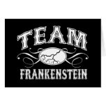 Equipo Frankenstein Felicitacion