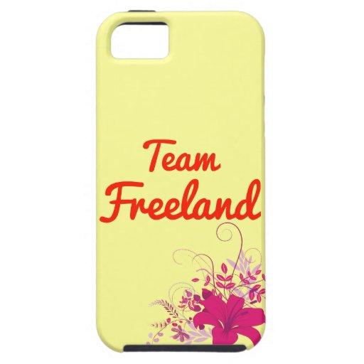 Equipo Freeland iPhone 5 Case-Mate Carcasa
