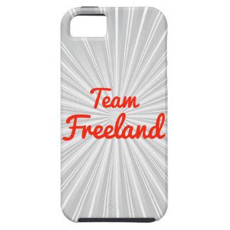Equipo Freeland iPhone 5 Case-Mate Cobertura