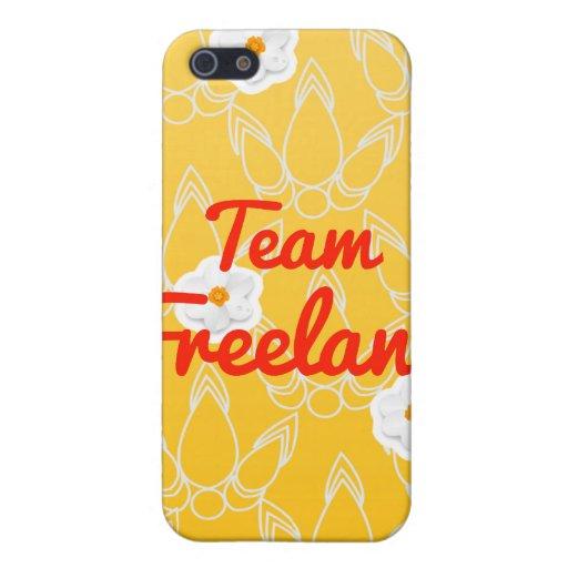 Equipo Freeland iPhone 5 Carcasas