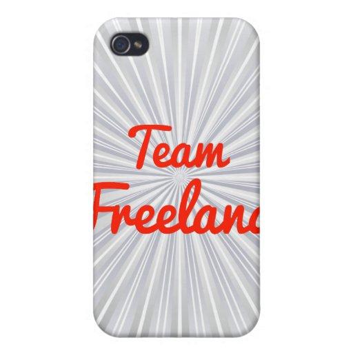 Equipo Freeland iPhone 4 Cobertura