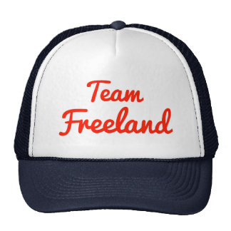 Equipo Freeland Gorra