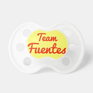 Equipo Fuentes Chupetes Para Bebes