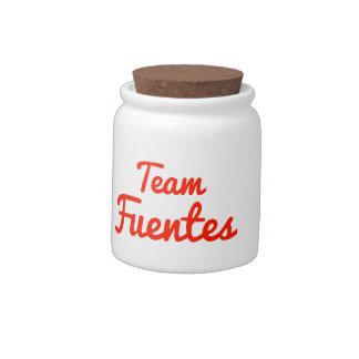 Equipo Fuentes Jarras Para Caramelos