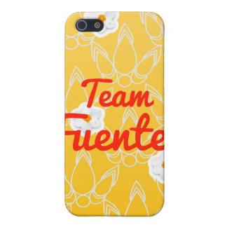 Equipo Fuentes iPhone 5 Cárcasas