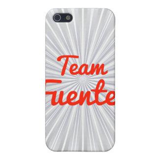Equipo Fuentes iPhone 5 Carcasa