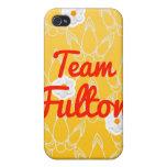 Equipo Fulton iPhone 4 Cárcasas