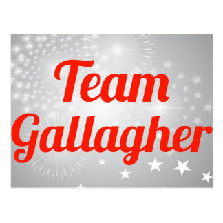 Equipo Gallagher Postal