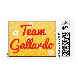 Equipo Gallardo Sello