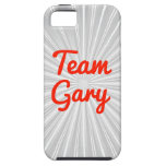 Equipo Gary iPhone 5 Protectores