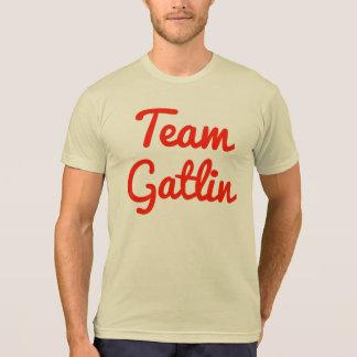 Equipo Gatlin Camiseta
