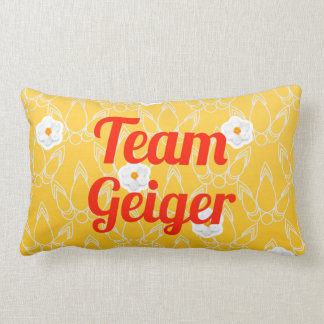 Equipo Geiger Cojines
