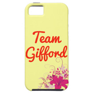 Equipo Gifford iPhone 5 Case-Mate Fundas