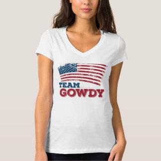 Equipo Gowdy Playera
