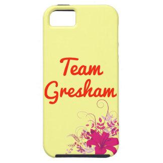 Equipo Gresham iPhone 5 Cobertura