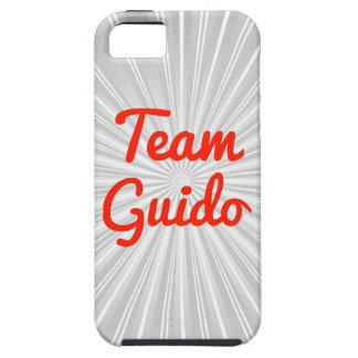 Equipo Guido iPhone 5 Case-Mate Cárcasas