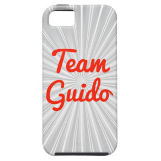 Equipo Guido iPhone 5 Case-Mate Carcasa