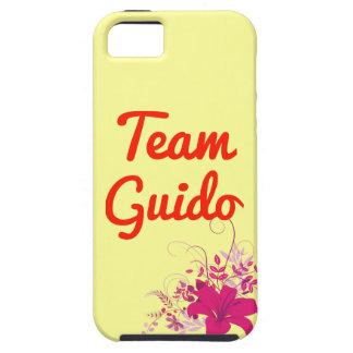 Equipo Guido iPhone 5 Case-Mate Cárcasa