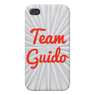 Equipo Guido iPhone 4 Coberturas