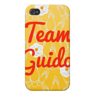 Equipo Guido iPhone 4 Fundas
