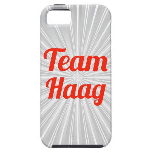 Equipo Haag iPhone 5 Case-Mate Protectores