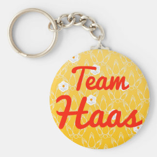 Equipo Haas Llaveros Personalizados