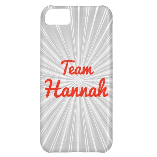 Equipo Hannah