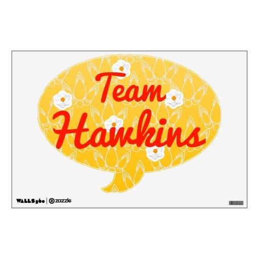 Equipo Hawkins