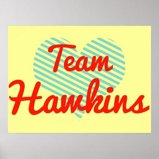 Equipo Hawkins Impresiones