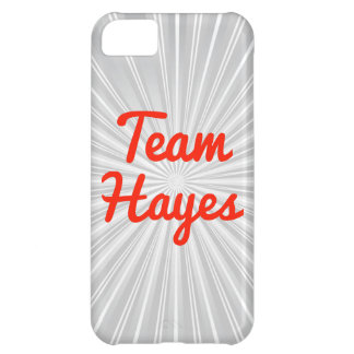 Equipo Hayes