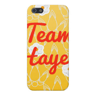 Equipo Hayes iPhone 5 Protector