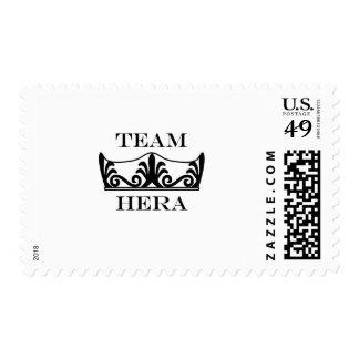 Equipo Hera-Inglés Sellos