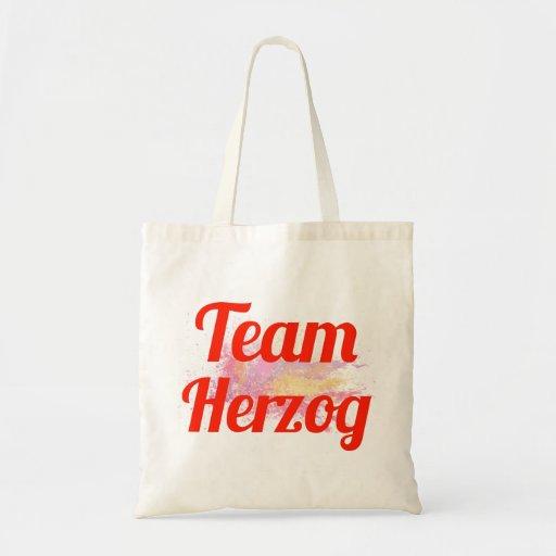 Equipo Herzog Bolsa
