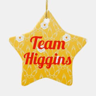 Equipo Higgins Adorno De Cerámica En Forma De Estrella