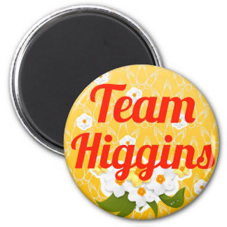 Equipo Higgins Imán