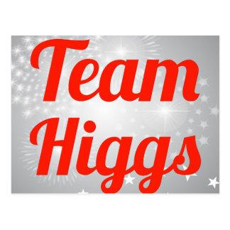 Equipo Higgs Postal