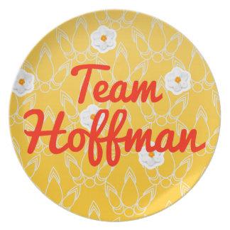 Equipo Hoffman Plato