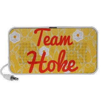 Equipo Hoke Laptop Altavoz