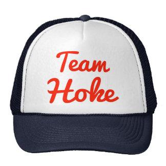 Equipo Hoke Gorras
