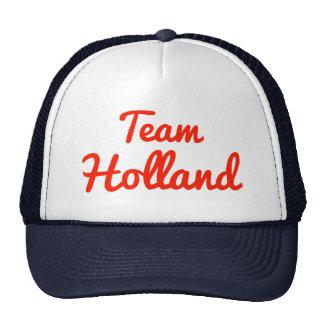 Equipo Holanda Gorras De Camionero