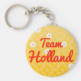 Equipo Holanda Llaveros