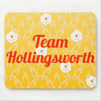 Equipo Hollingsworth Alfombrillas De Ratón