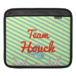 Equipo Houck Mangas De iPad