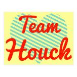 Equipo Houck Postal