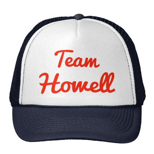 Equipo Howell Gorras